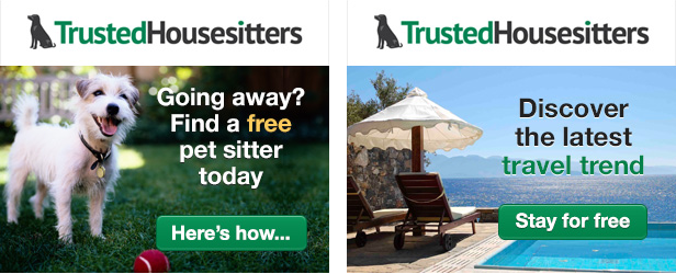 trusted Housesitters double image