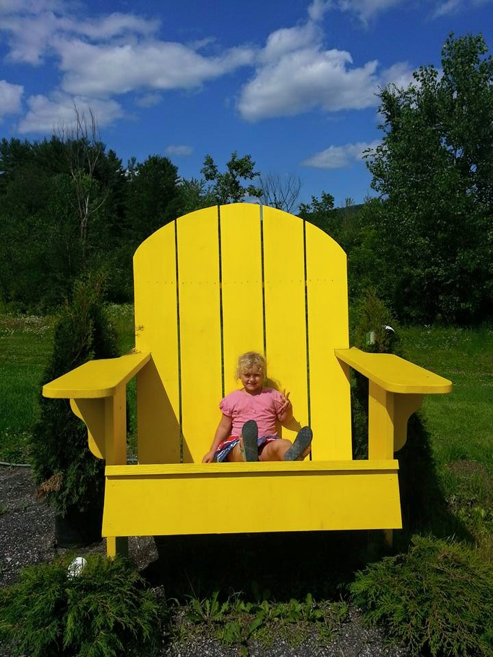 Aurora Adirondack Chair